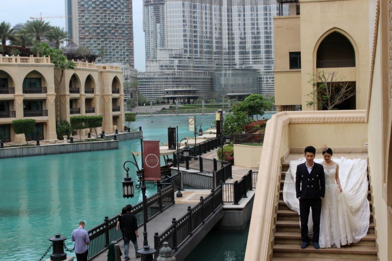 Dubaj Mall