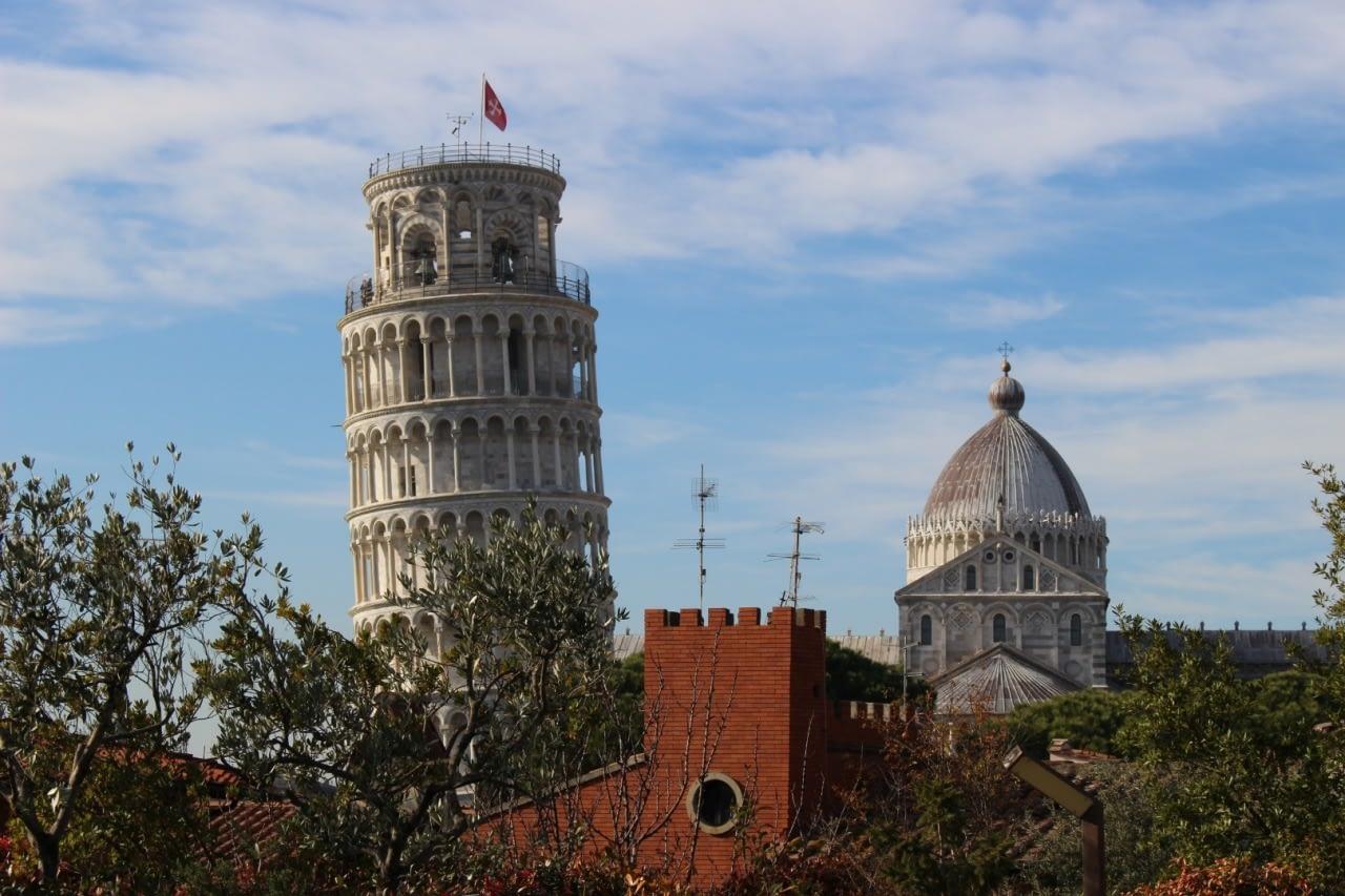 Piza wieża