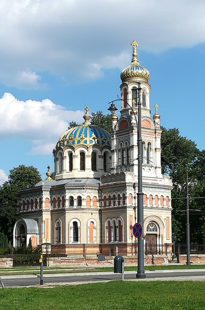 Katedralna Parafia Prawosławna św. Aleksandra Newskiego w Łodzi