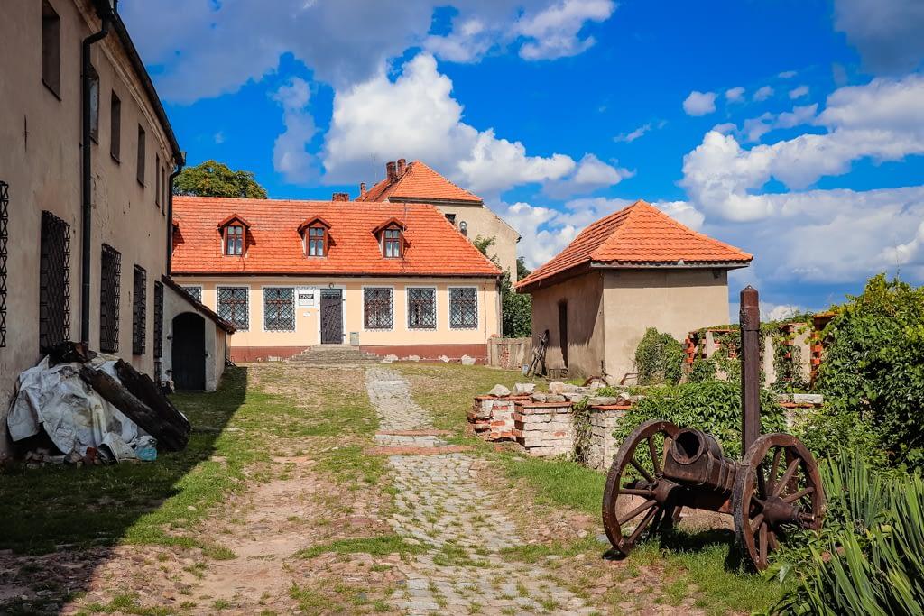 Pyzdry - muzeum ziemi pyzdrzańskiej