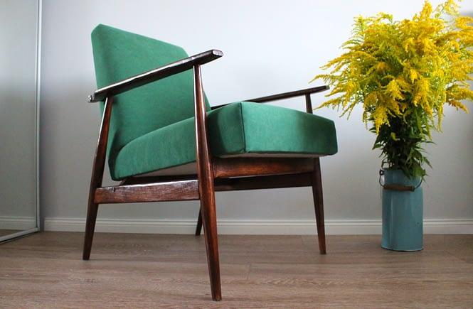 renowacja fotela efekt po