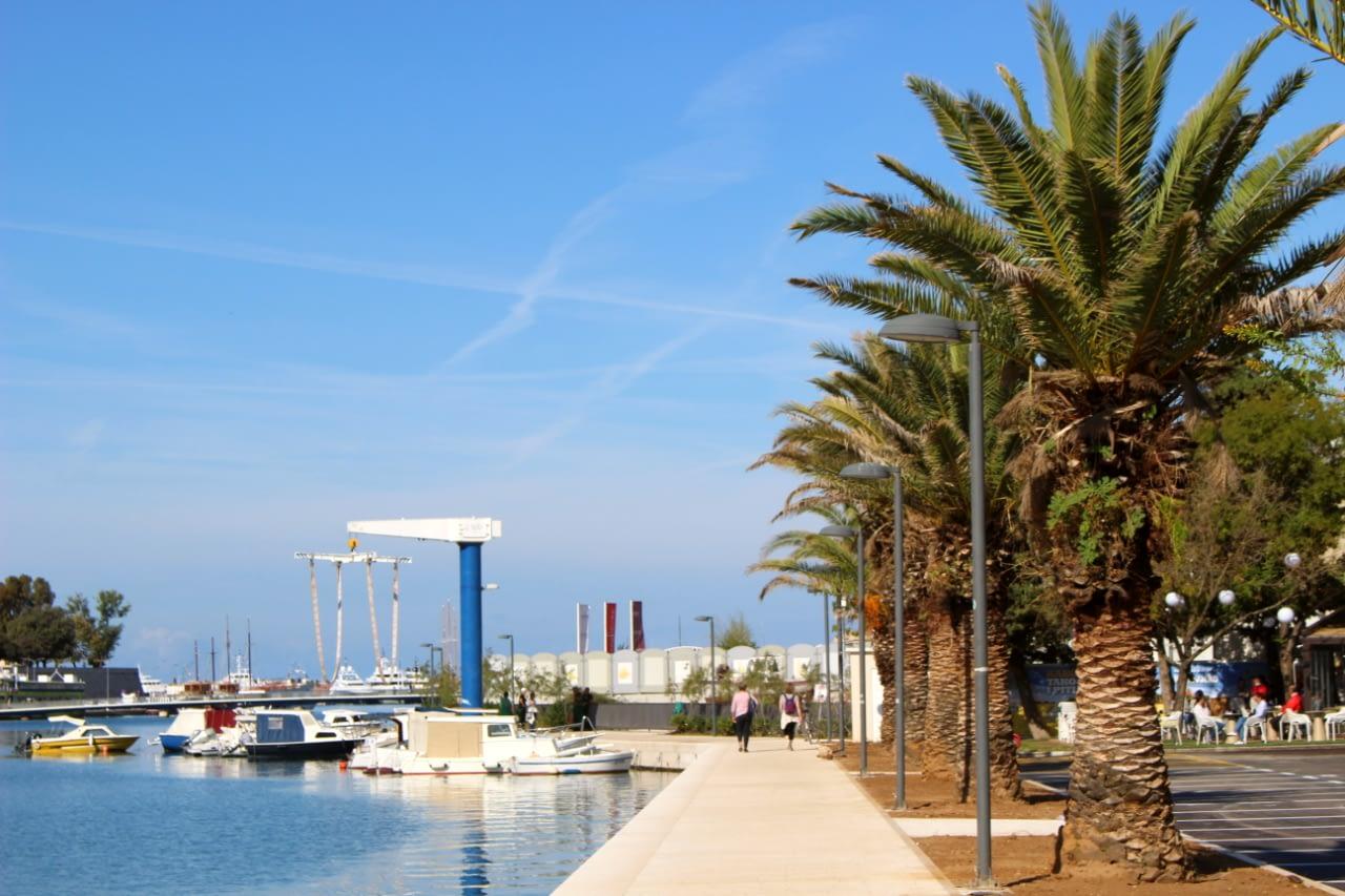Zadar Chorwacja Port
